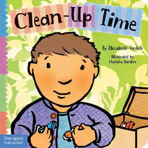 Clean-Up Time By Verdick, Elizabeth/ Heinlen, Marieka (ILT)